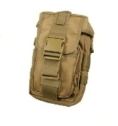 coyote brn military cook set pouch