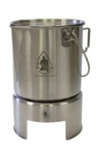 Pathfinder Stainless Bush Pot Set