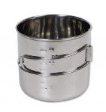 Stainless Space Saver Cup