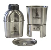 Pathfinder Stainless Canteen Cook Set
