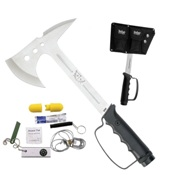 bushmaster axe survival kit