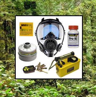 gas masks, detection protection products