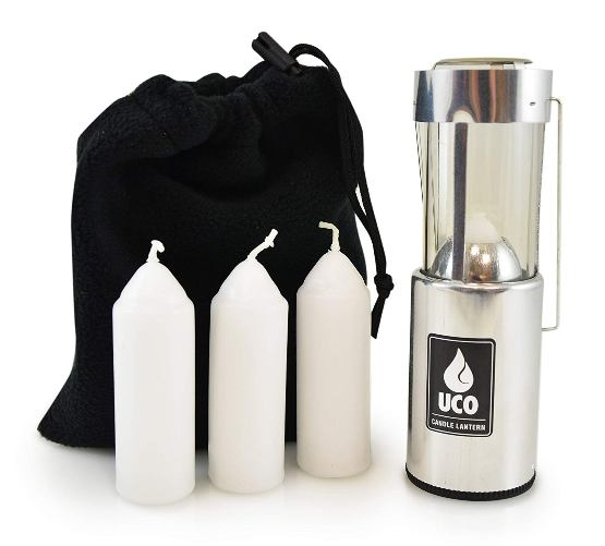 UCO storage in neoprene//Carry Cocoon per candlelier LANTERNA ultimi due